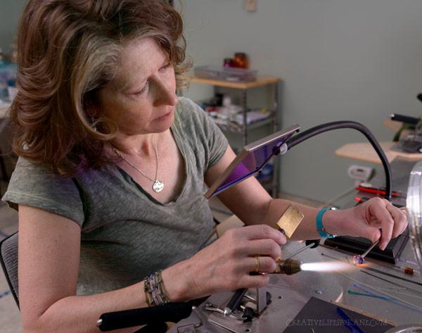 Janet Crosby Torchwork - Creative Life Spokane