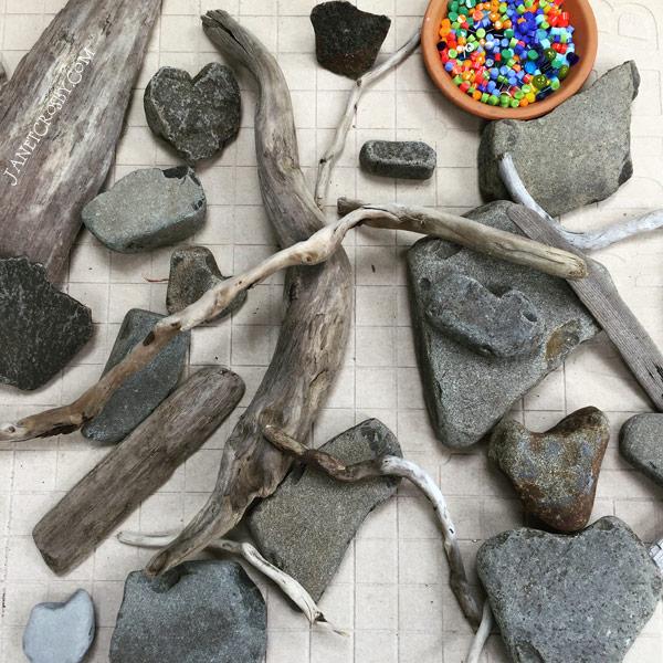 Sticks And Stones - janetcrosby.com
