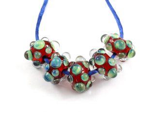 Glass Bead & Headpin Sets