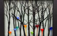 Spooky Trees Makeover - janetcrosby.com