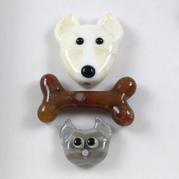 Bead Box Bundle - Dog, Cat and Bone